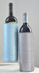 Atelier Nihal Leather Wine Bottle Covers