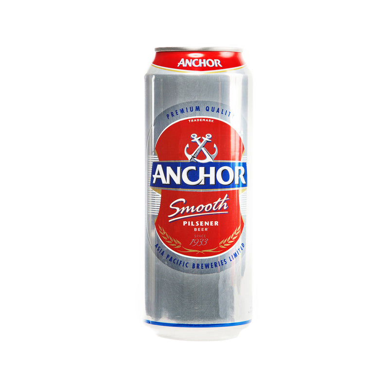 Anchor Smooth Beer Can 500ml