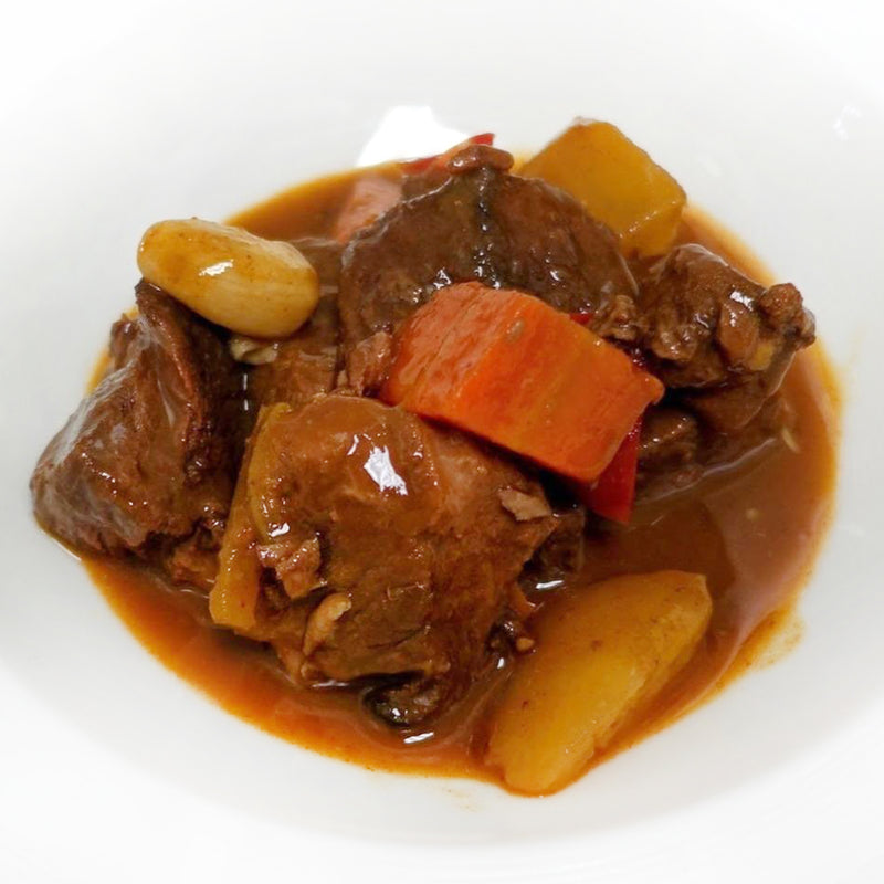 Beef Stew with Potato and Vegetable [250g]