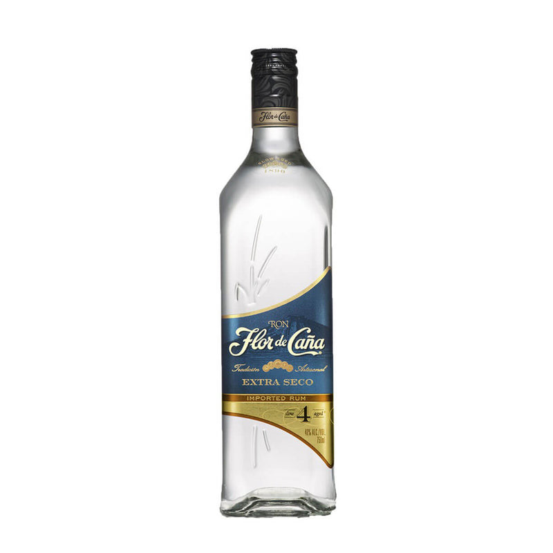 Flor De Cana 4 Years White Rum [700ml]