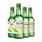 Green Grape Soju [360ml] x 4 Btls