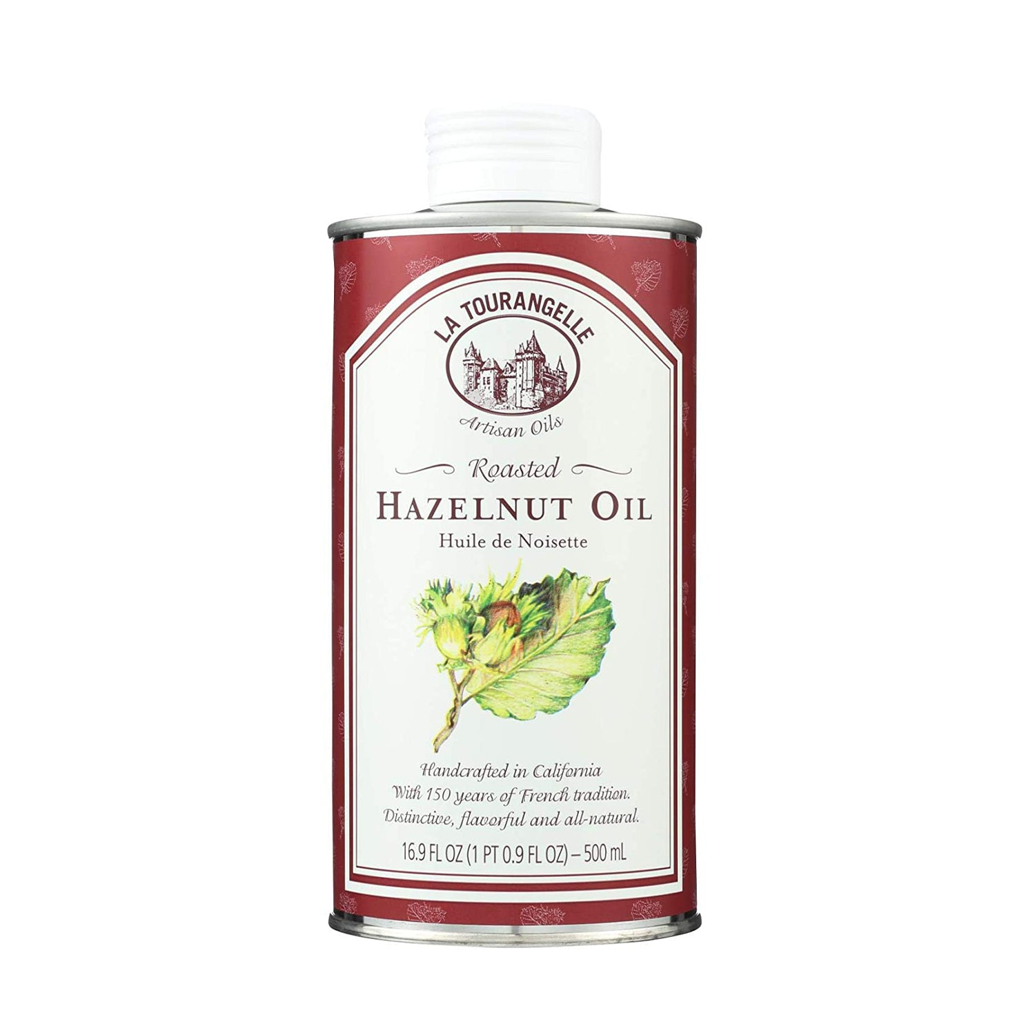 Roasted Hazelnut Oil [250ml]-Taste Singapore