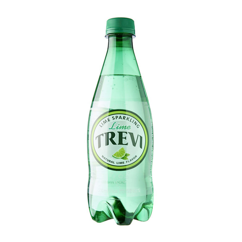 Trevi Sparkling Water Lime Natural [500ml]
