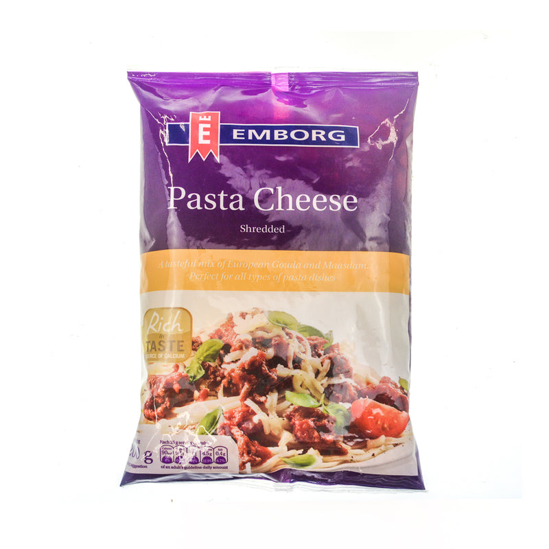 Natural Shredded Pasta Cheese [200g]