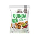Quinoa Chips Snack Chilli & Lime [80g]