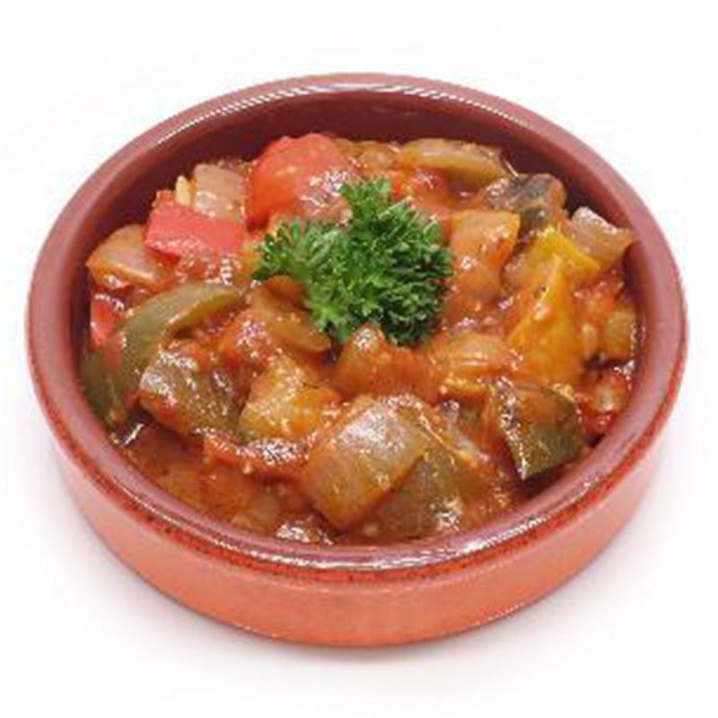 Ratatouille of Mediterranean Vegetables [200g]