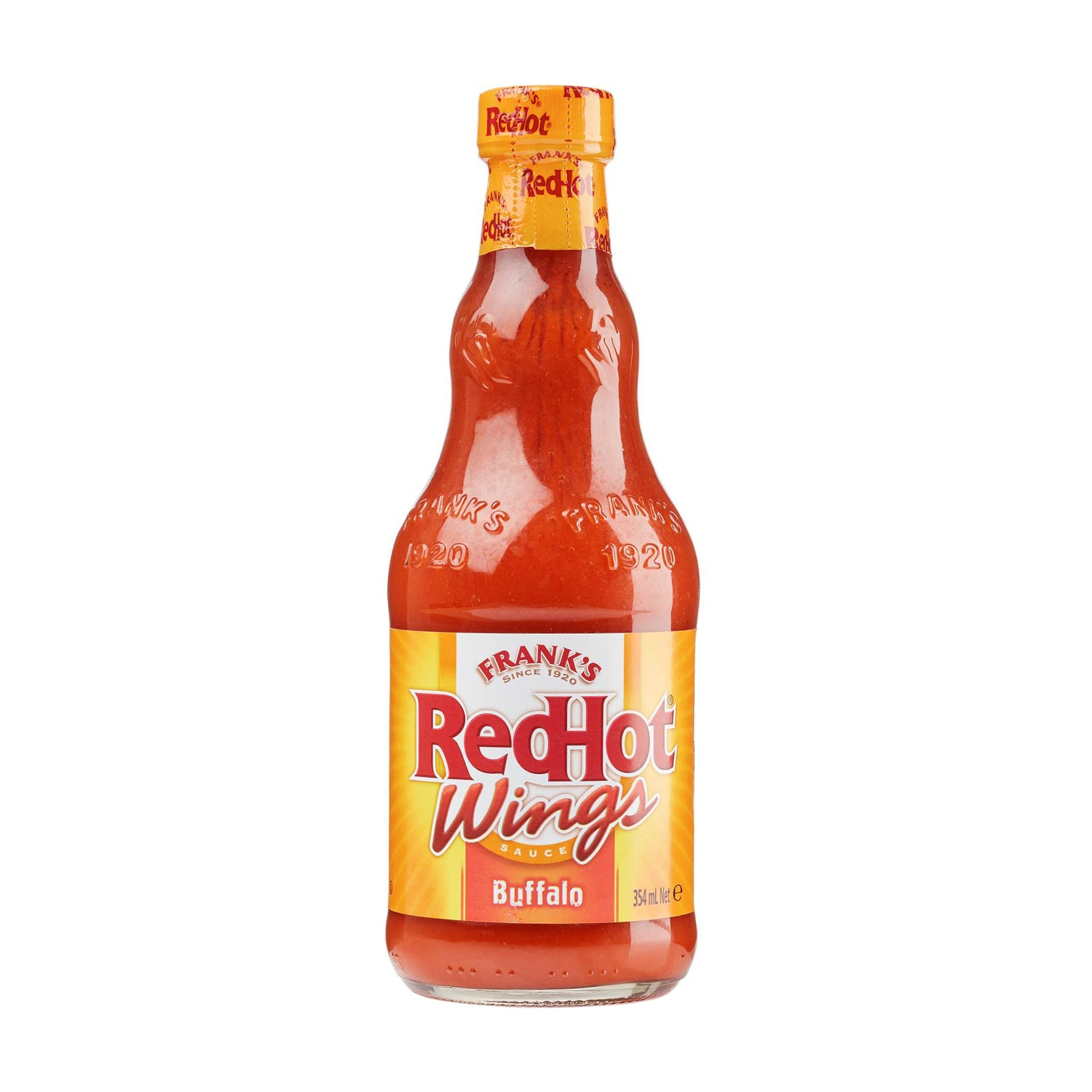 Red Hot Wings Buffalo Sauce [354ml]-Taste Singapore