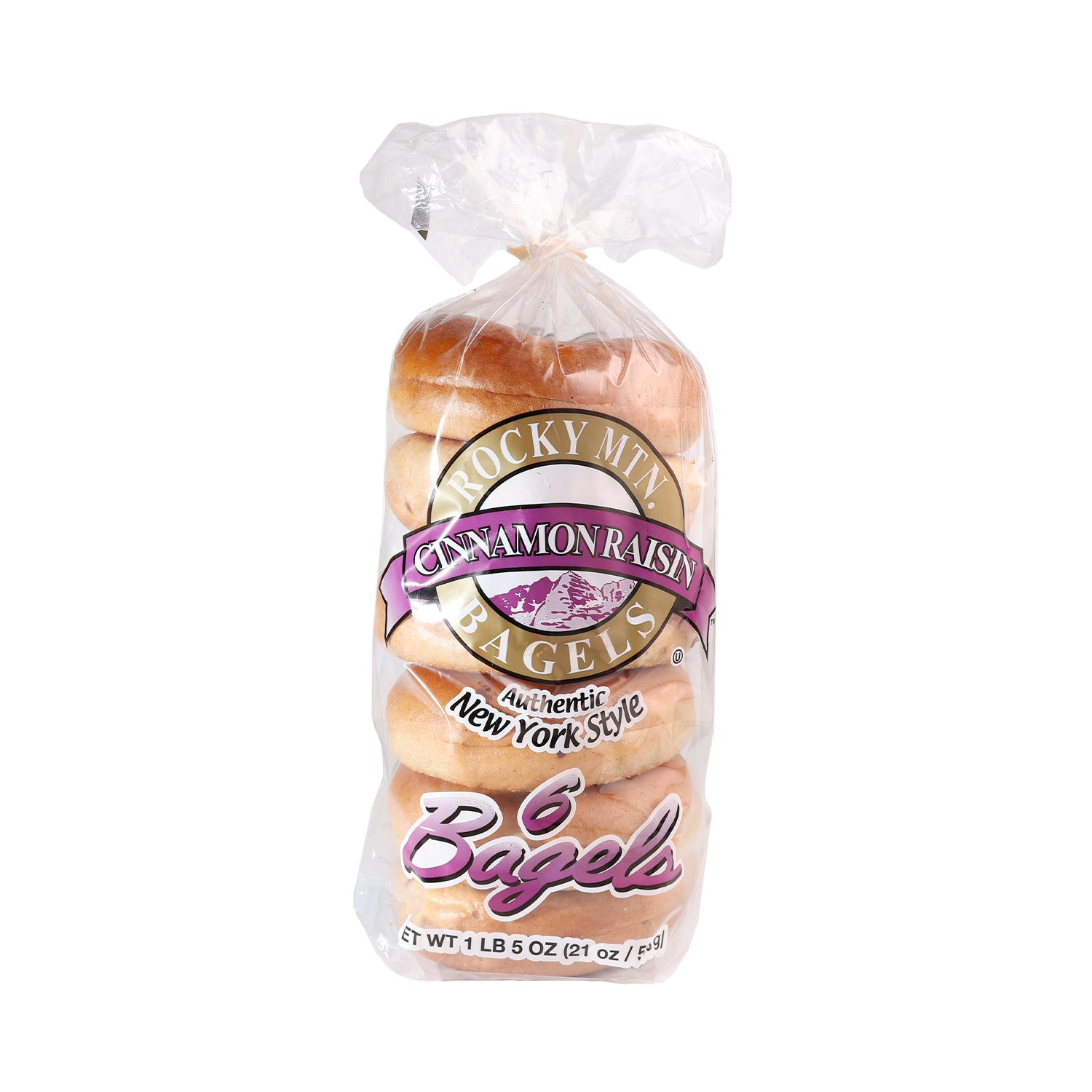 Cinnamon Raisin Bagels [595g]-Taste Singapore