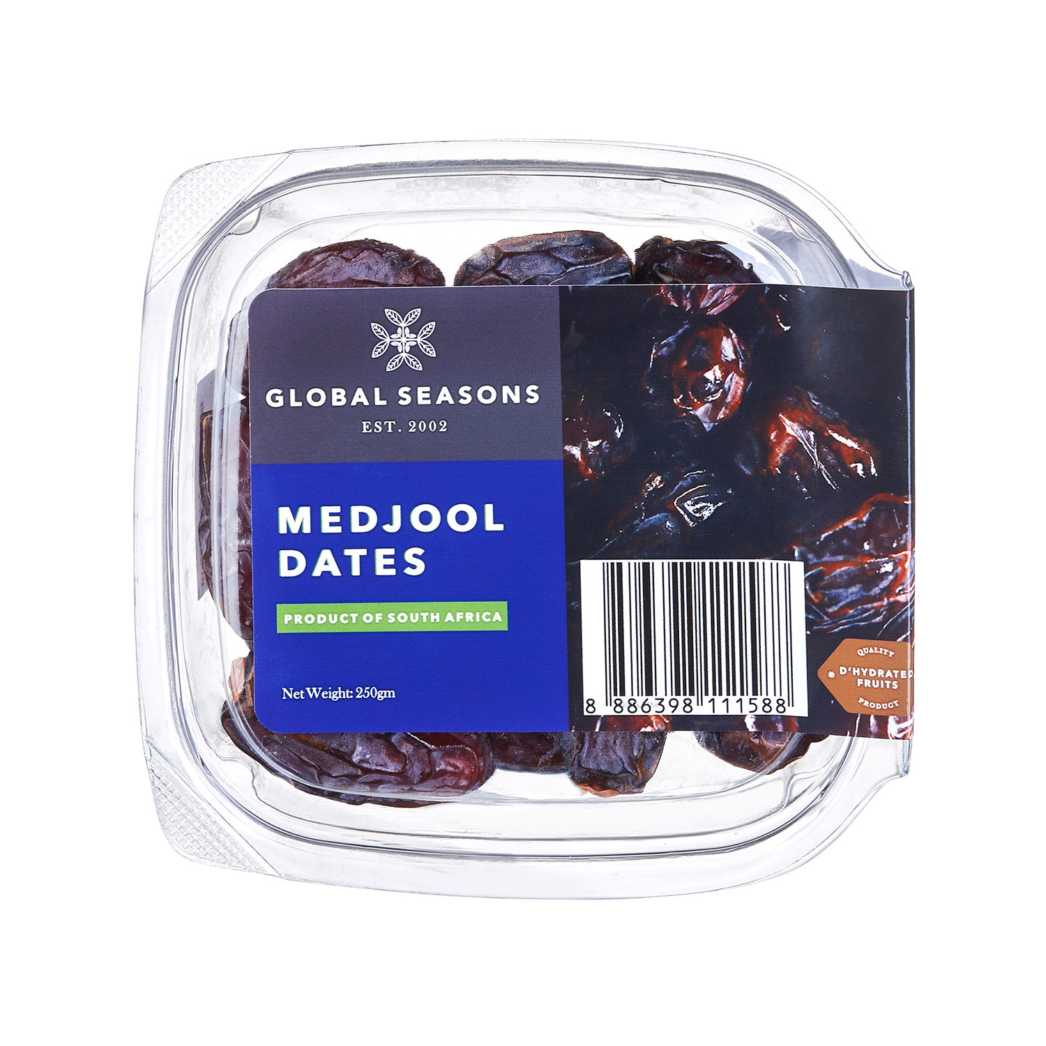 ZA Medjool Dates [250g]-Taste Singapore