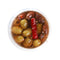 Mixed Pitted Olives with Chilli & Herbs [200g]