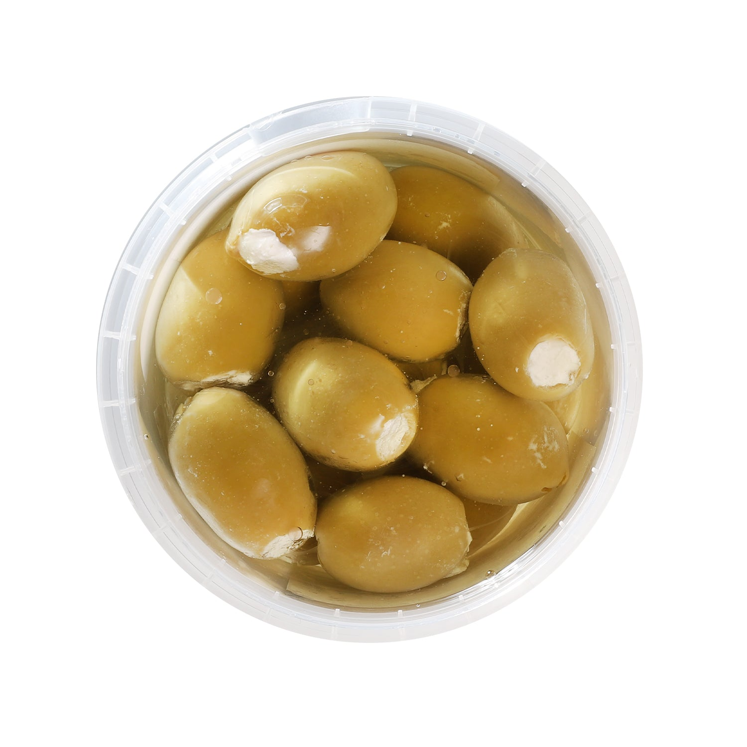 Gourmet Olives Stuffed with Feta Cheese [220g]-Taste Singapore