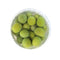 Whole Green Sicilian Olives [200g]