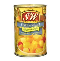Fruit Cocktail Natural Style [420g]-Taste Singapore