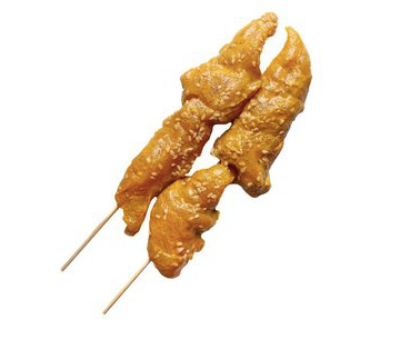 SB Chicken Satay [120-160g (2 Skewers)]-Taste Singapore