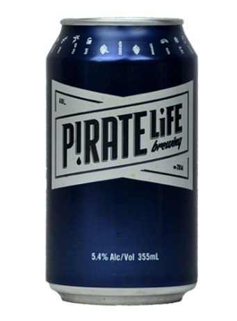 Pirate Life Pale Ale [355ml]-Taste Singapore