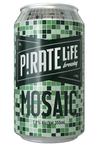Pirate Life Mosaic [355ml]-Taste Singapore