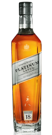 Johnnie Walker Platinum 18 Years-Taste Singapore