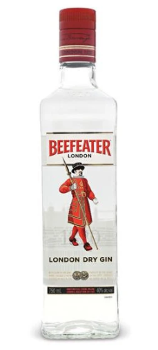 Beefeater London Dry Gin [700ml]-Taste Singapore