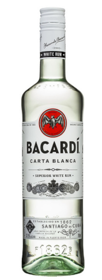 Bacardi Superior [700ml]-Taste Singapore