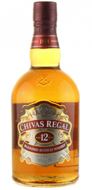Chivas Regal Blended Scotch Whisky 12 Years [`700ml]