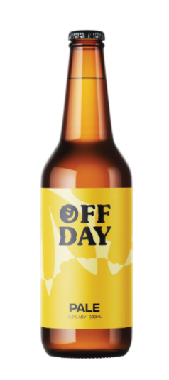 Off Day Pale [330ml]-Taste Singapore