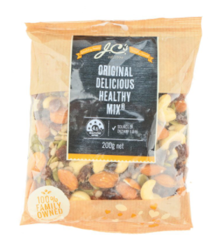 JC Quality Delicious Healthy Mix Nuts [200g]