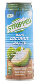 Stripped 100% Coconut Water [520ml]