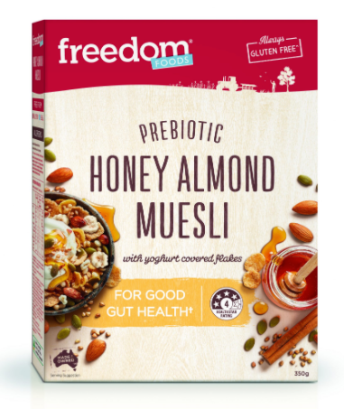 GF Honey Almond Muesli [350g]-Taste Singapore
