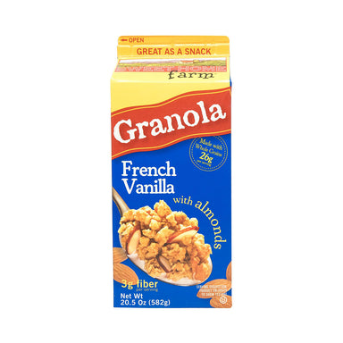 French Vanilla Granola [582g]-Taste Singapore