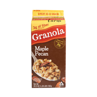 Maple Pecan Granola [582g]-Taste Singapore