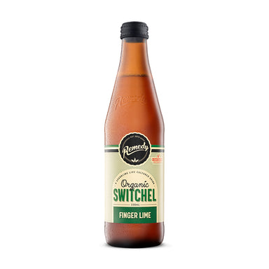 Switchel Finger Lime [330ml]-Taste Singapore