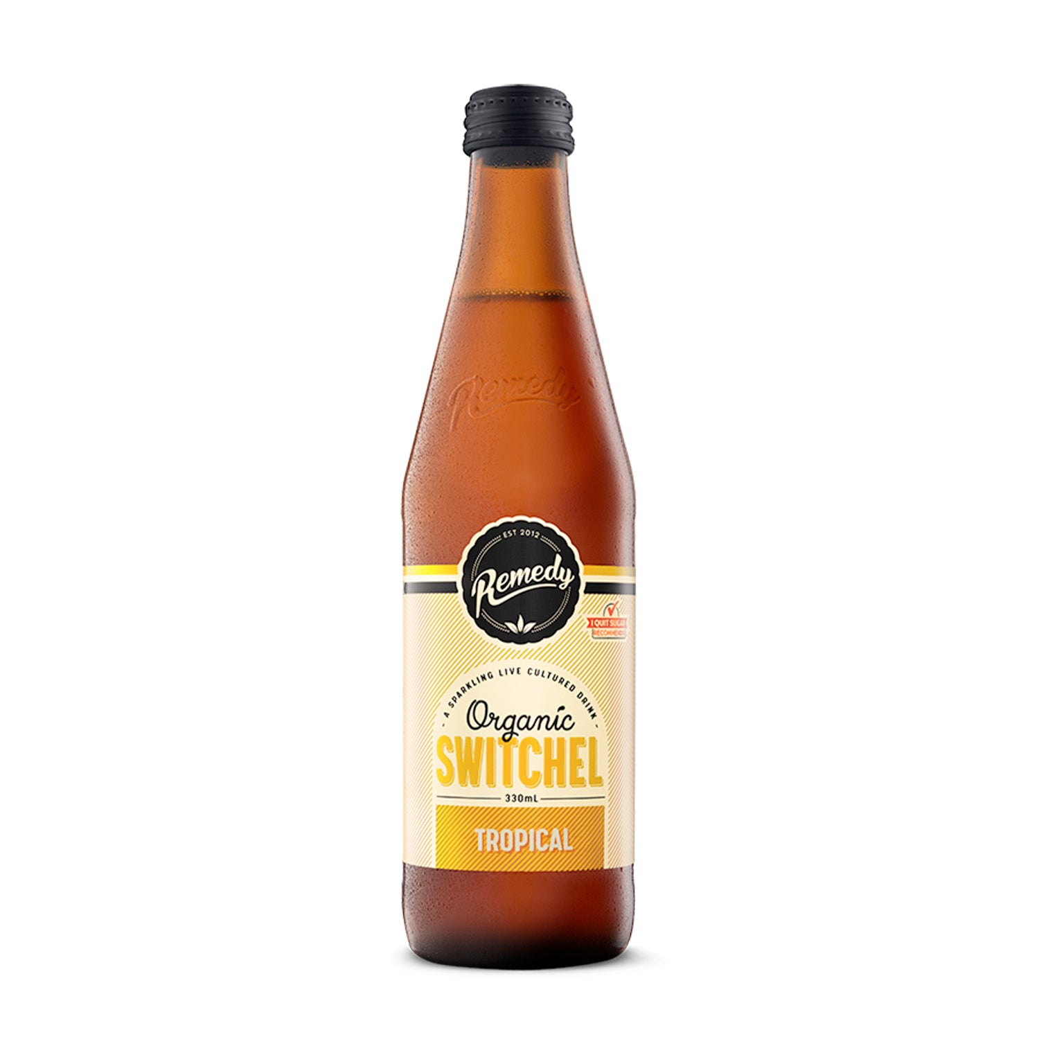 Switchel Tropical [330ml]-Taste Singapore