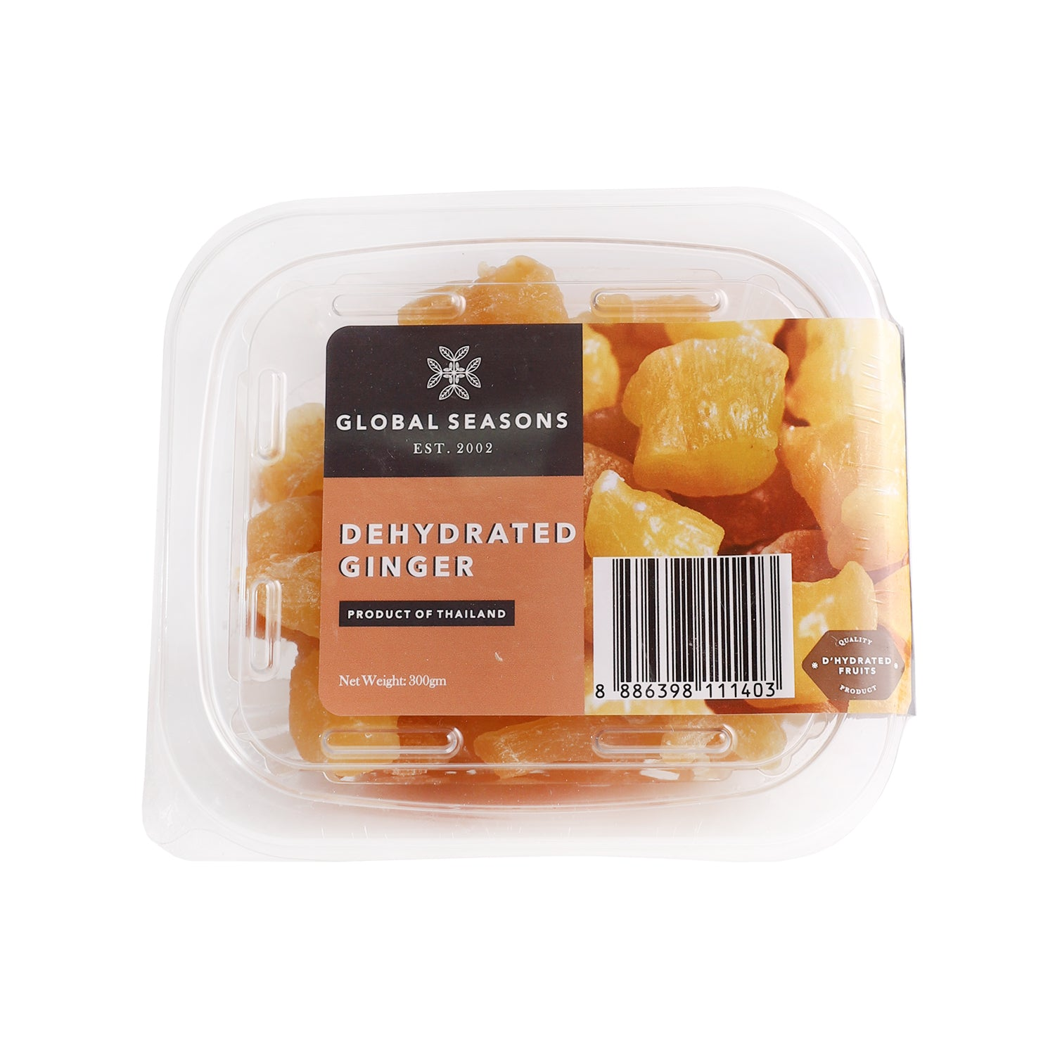 TH Dehydrated Ginger [300g]-Taste Singapore