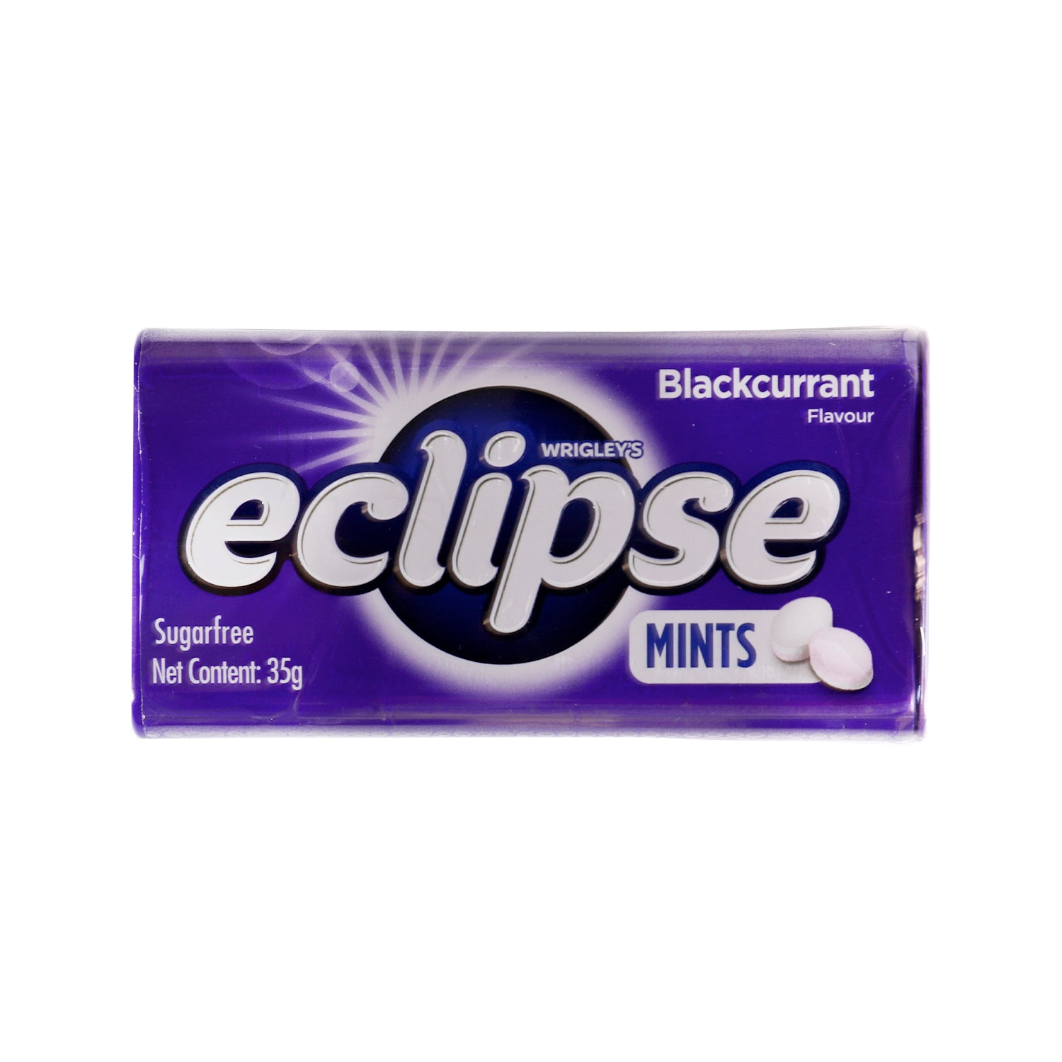 Eclipse Blackcurrant Mints [35g]-Taste Singapore