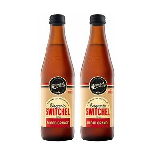 Switchel Blood Orange [330ml] x 2 Btls