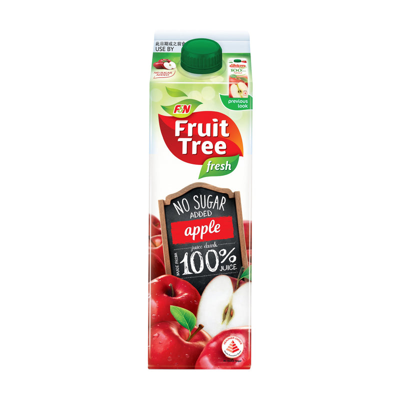 No Sugar Added Apple Juice [1L]