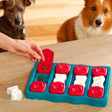 Boîte de jeux pour chien - Vert - Home & Garden Furniture / Pet Products / Dog Supplies