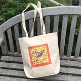 VRGF Fruit Collage Canvas Bag