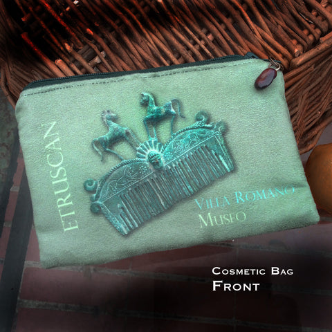 Etruscan Cosmetic Bag