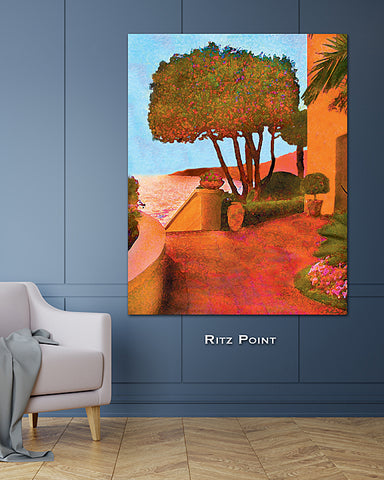 Ritz Point Wall Print 40x60