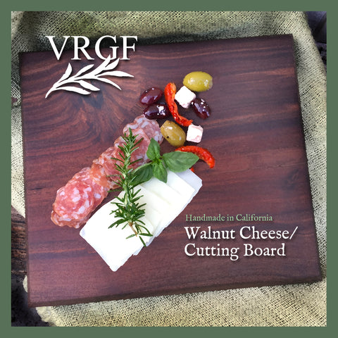 Walnut Cheese/Cutting Board