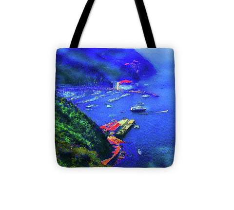 Avalon Blues - Tote Bag