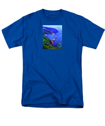 Avalon Blues - Men's T-Shirt  (Regular Fit)