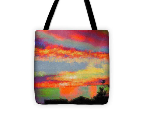 Brushstrokes - Tote Bag