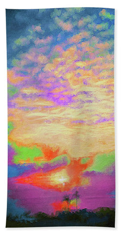 Bubblegum - Beach Towel