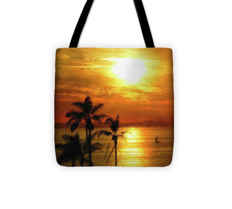 Catalina Horizon - Tote Bag
