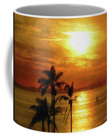 Catalina Horizon - Mug