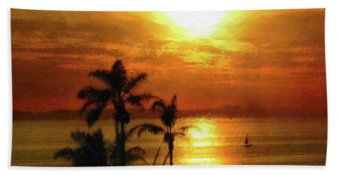 Catalina Horizon - Beach Towel