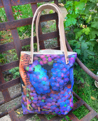 Mercato Bag — Grape Harvest