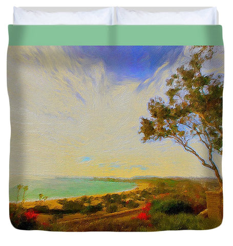 Harbor Town - Duvet Cover